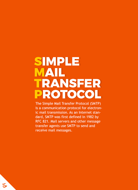 :: Simple Mail Transfer Protocol ::  #CompuBrain #Business #Technology #Innovations #DigitalMediaAgency #SMTP #Mail