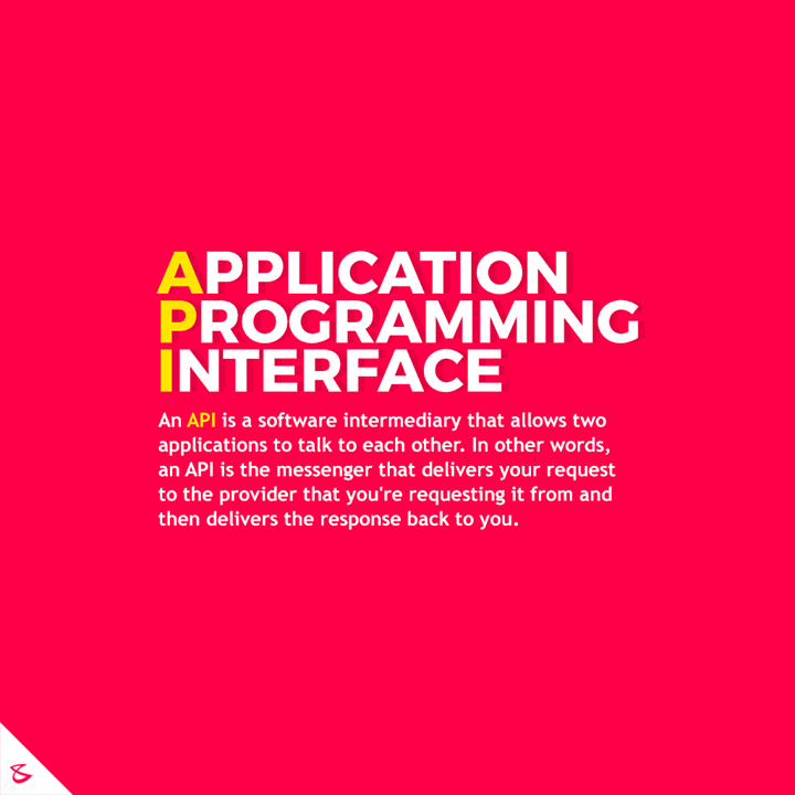 :: Application Programming Interface ::  #CompuBrain #Business #Technology #Innovations #DigitalMediaAgency #API #DidYouKnow