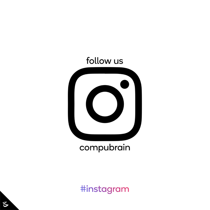 Follow us on #Instagram  #CompuBrain #Business #Technology #Innovations #DigitalMediaAgency