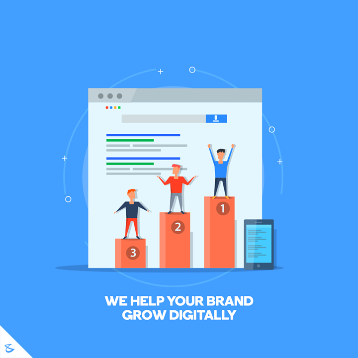 We help your brand grow digitally  #Business #Technology #Innovations #CompuBrain #DigitalMediaAgency #Ahmedabad #SEO