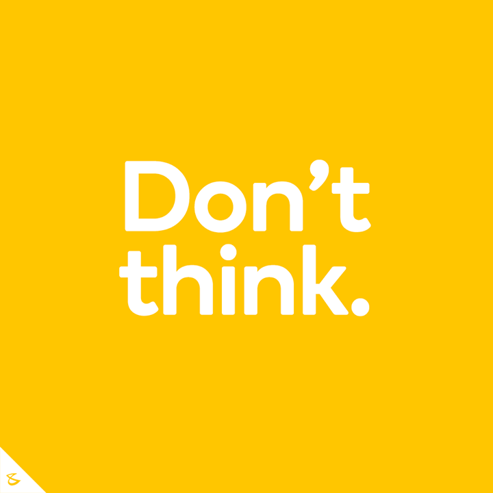 Don't think. Do. 2.0  #Business #Technology #Innovations #CompuBrain #SearchEngineOptimization #SocialMedia2p0 #sm2p0 #contentstrategy #SocialMediaStrategy #DigitalStrategy #DigitalCampaigns