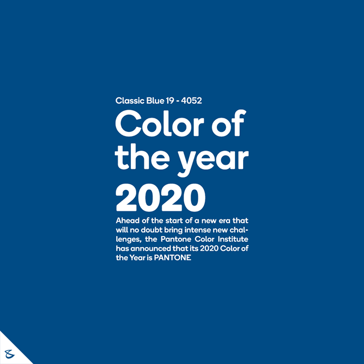 Color of the year 2020  #Business #Technology #Innovations #CompuBrain #Color #ColorOfTheYear #Blue #Pantone