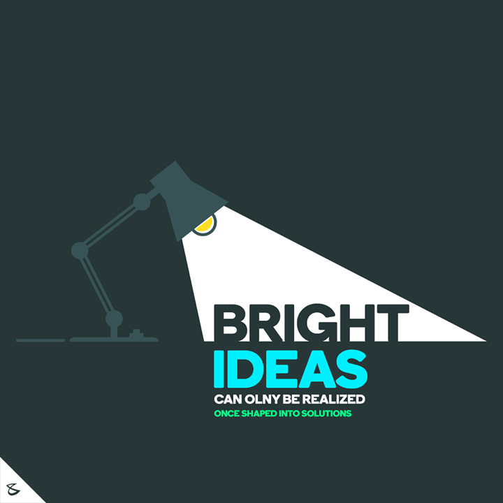 A good idea will carry you far  #Business #Technology #Innovations #CompuBrain #Solution #Idea #Ahmedabad