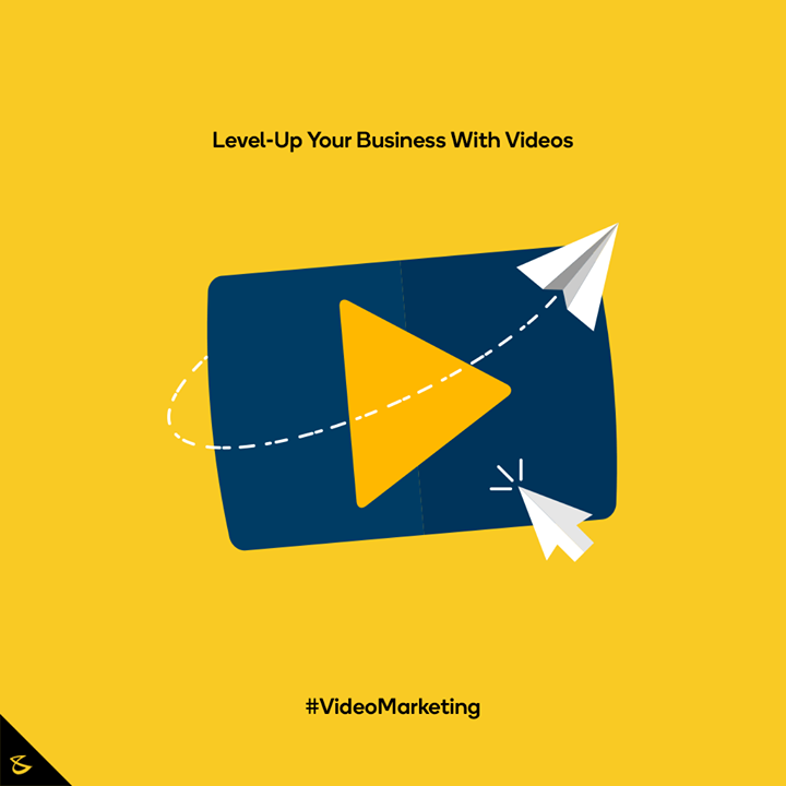 Level-Up Your Business With Videos  #Business #Technology #Innovations #CompuBrain #DigitalMarketing #VideoMarketing