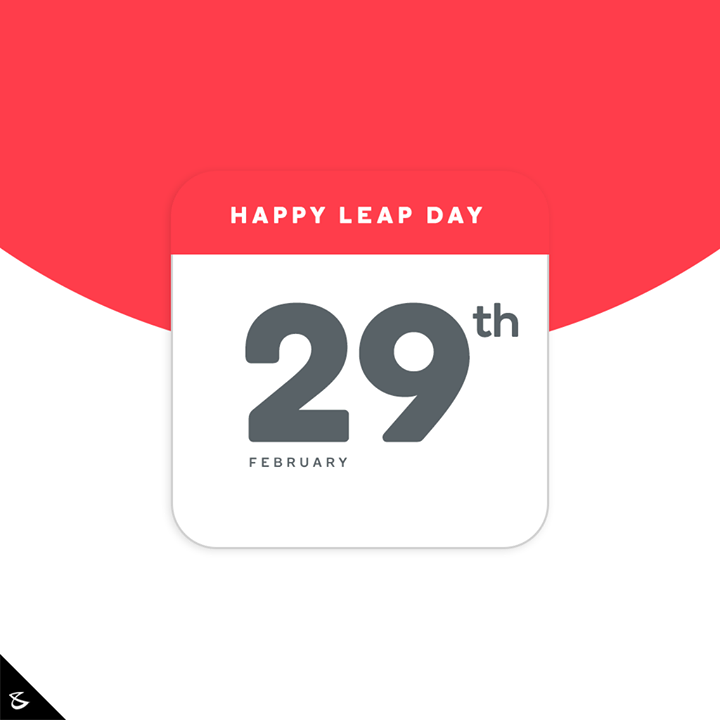 :: Happy Leap Day ::  #Business #Technology #Innovations #CompuBrain #LeapYear