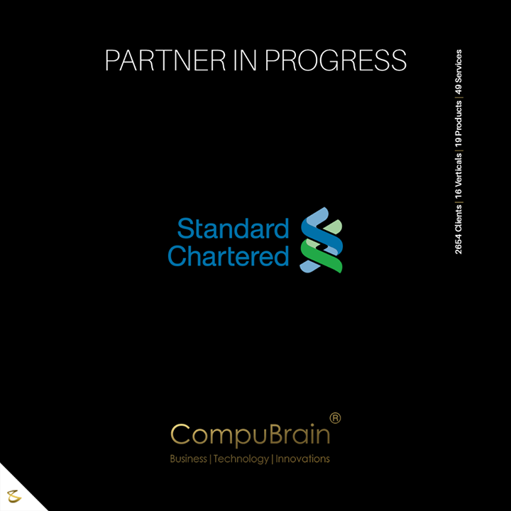 Making the Internet a Better Place.  #SwachhInternet  #Institutionalization #CompuBrain #Business #Technology #Innovations Standard Chartered