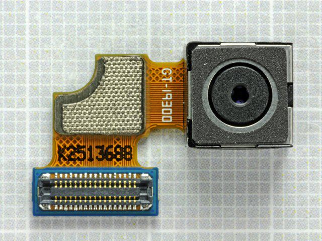 :: Samsung Galaxy S3 and iPhone 4S have similar camera sensors ::