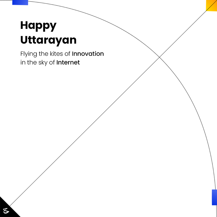 Flying the kites of innovation in the sky of internet  Happy Uttrayan  #HappyMakarSankranti #Uttarayan #Uttarayan2021 #KiteFestival #KiteFlying #Kites #Patang #Celebration #Love #Happy #Cheers #Joy #CompuBrain #Business #Technology #Innovation