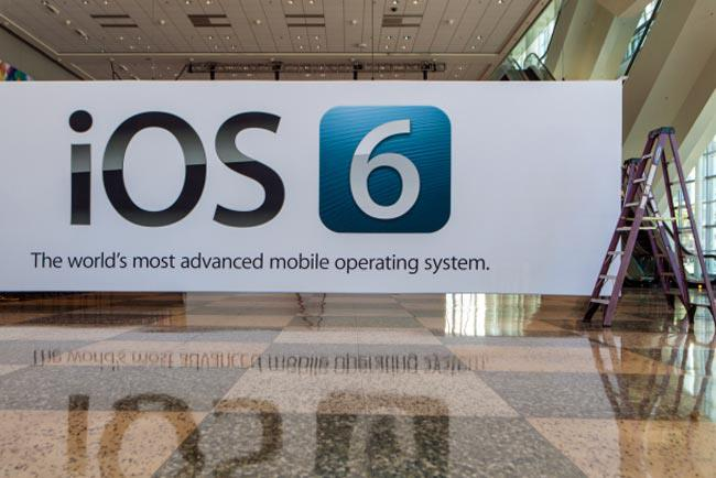 For all the Apple lovers -  :: Apple To Announce iOS 6 At WWDC 2012  ::  iOS 6 will be unveiled at WWDC (World Wide Developer Conference) 2012. The next version of their mobile OS is expected to feature new maps software which Apple has developed themselves to replace Google Maps on iOS.