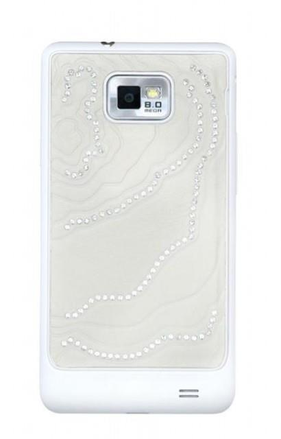 :: Samsung Galaxy S2 gets a Crystal Edition, designed for the ladies in mind ::