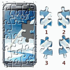 Which one will complete the puzzle?