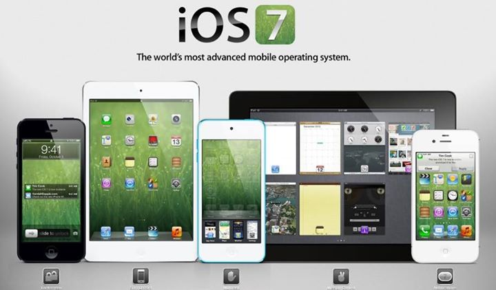 Apple Unveils iOS 7, 'Biggest Change Since the Original iPhone':