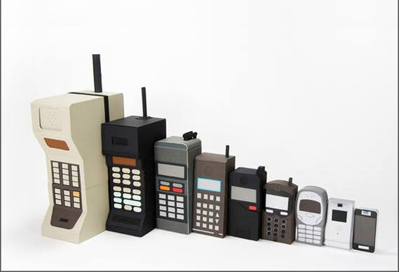 The #Evolution of #Technology!