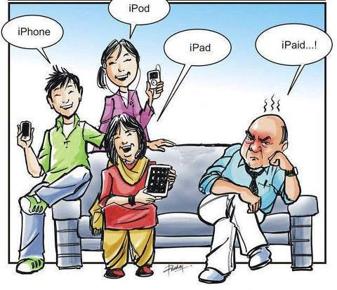 #Apple #Family -