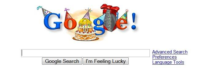 #Happy #Birthday #Google !