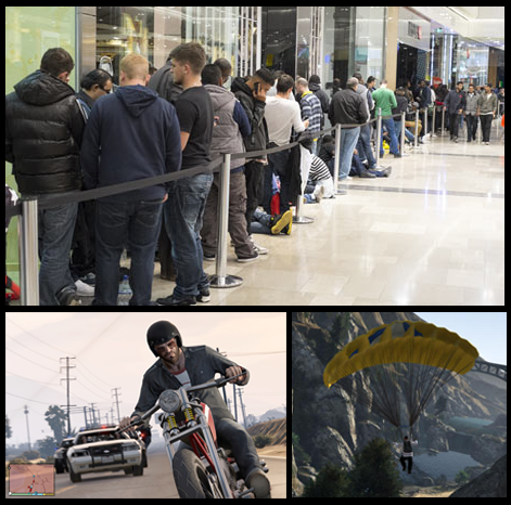 Grand Theft Auto V Earns $800 Million in a Day, More than Worldwide Haul of 'Man of Steel'