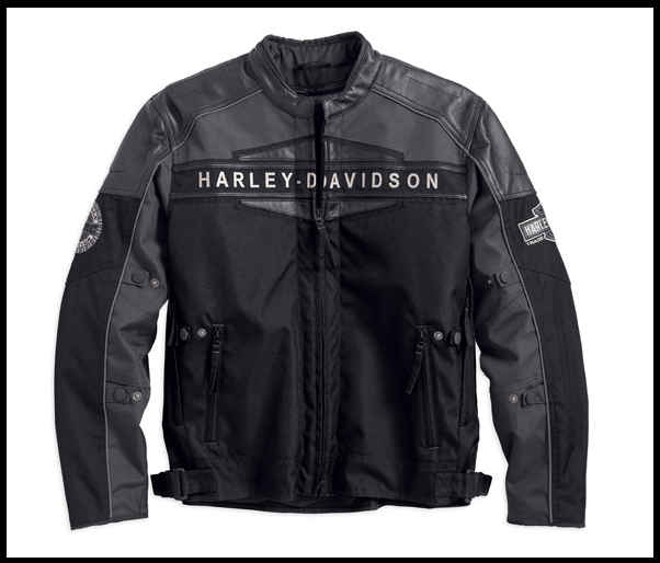... HARLEY-DAVIDSON THERMAL REFLECTIVE JACKET ...