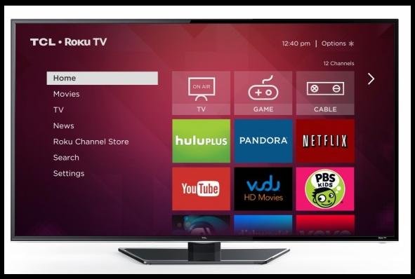... Roku unveils Roku TV ...