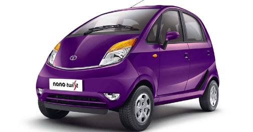... Tata Motors Introduces Nano