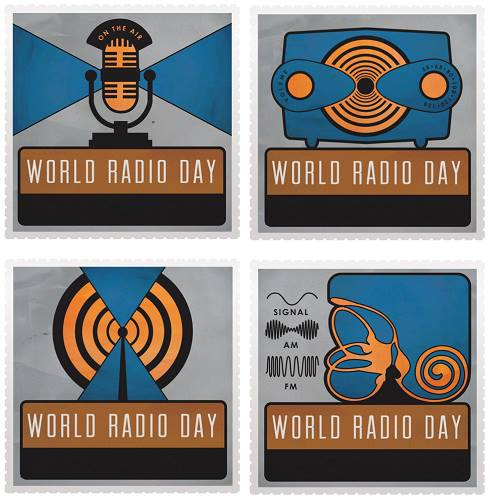 #WorldRadioDay