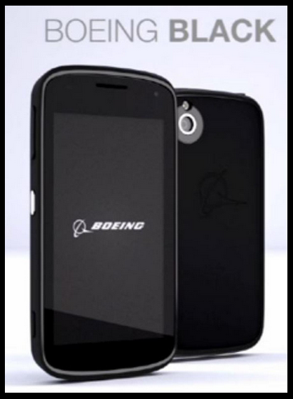 ... Boeing's Black Phone Can Self Destruct ...  A new smartphone from Boeing has been designed to protect your data and comes with the ability to self-destruct if tampered with.  Over the course of the last 36 months Boeing has been developing what it calls Black, a super secure smartphone. Running on an Android platform, the tamper-resistant phone has the ability to access multiple cell networks and will operate on the WCDMA, GSM and LTE frequency bands.