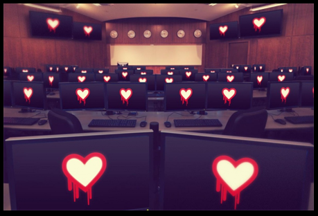 "... HEARTBLEED BUG AFFECTS 'ALMOST EVERYONE,' EXPERT WARNS ...  Experts say the Heartbleed OpenSSL bug – a flaw in the network software meant to protect your data — may have actually allowed hackers to steal the very data it's meant to guard. Think you're safe from this obscure bug in OpenSSL, whatever that is? Think again. One expert noted that ""almost everyone"" uses it.  ""Given that over half of the world's webservers use Apache, and Apache uses OpenSSL, the majority of people are using applications built on top of OpenSSL on a regular basis,"" explained Steve Pate, the Chief Architect at cloud services company HyTrust."
