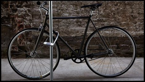... Solar-Powered Bike Lock Aims To Be The Airbnb Of Bike-Sharing ...  The Skylock can let you share your bike with others — and it'll send you a text if it thinks a thief has his hands on it. A San Francisco startup is launching an online funding campaign for the lock, which is planned for release in late 2014. The company says it will begin