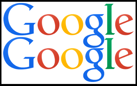 ... Spot the difference: The two versions of Google's logo ...  Google pushes for pixel-perfect logo. Without fanfare, Google has changed its logo for only the third time in a decade – by just two pixels.
