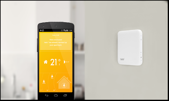 "... SMART REMOTE CONTROL FOR YOUR DUMB, OLD AC ...  German developer tado° wants to educate the legions of common ""dumb"" air conditioners out there into smarter Internet-of-Things appliances capable of adjusting cooling according to occupant proximity, weather forecasting, ambient light, motion detection and noise sensors."