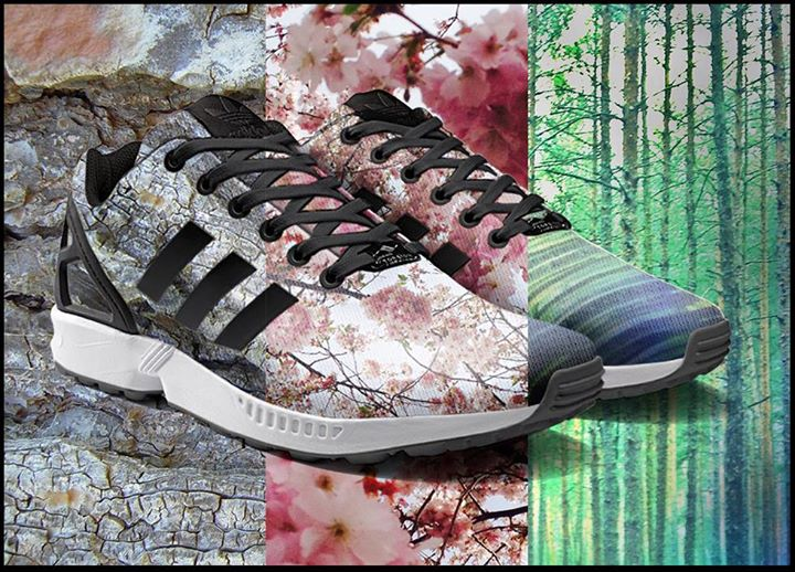 "... CUSTOM INSTAGRAM PRINTED ADIDAS SNEAKERS ...  All those food photos, beautiful sunsets, kitten and puppy photos, and selfies populating your Instagram could soon find their way onto your feet (""hey there, sesame seed toasted bun-topped kicks!""). adidas announced they'll soon be releasing their very own Instagram sneaker customization service and app for iPhone and Android users alike."