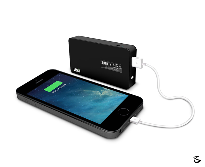 Everybody hate the Low Battery signal! Here's a great solution! UNU's Ultrapak is a battery pack for smartphones and tablets that can deliver a full charge to devices after just 15 minutes of charging itself up.