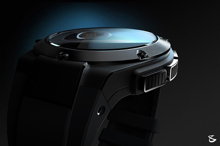 #Tech update :  HP has just unveiled its entry in the #smartwatch fight!