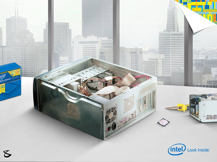 Calling all DIY PC enthusiasts, here's the new Intel® Pentium® Anniversary Edition for your kit. Do you have a project in mind?