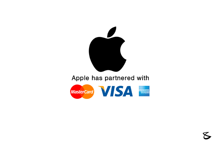 #TechNews   Apple has partnered with Visa, MasterCard and American Express to create a mobile payment platform, allowing users to pay with their iPhones in brick and mortar stores.