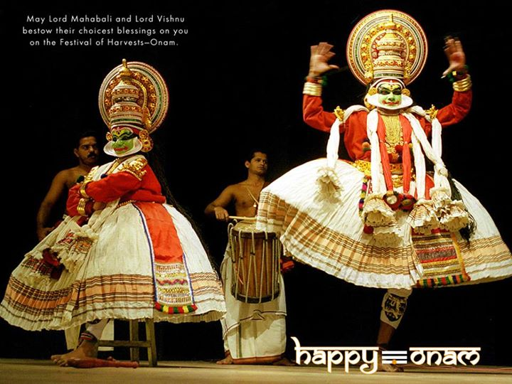 Wishing you a Happy Onam!
