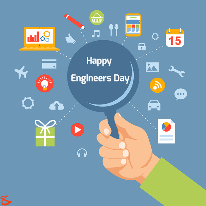 Greetings to all engineer friends on Engineer's Day!