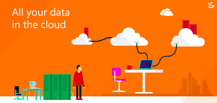 Storing all your critical data on a bulky hard drive can be inconvenient, esp. if you travel a lot. Save all your data on #Cloud. It's easy, #secure and accessible anytime you want.  #Business #Technology #Innovation
