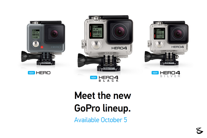 #TechNews Meet the new #GoPro Lineup!  #Business #Technology #Innovation