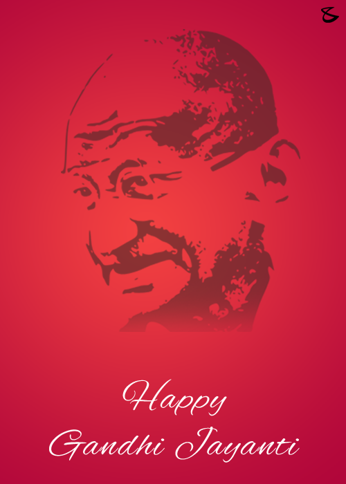 Let's pay tribute to the legend !  #HappyGandhiJayanti!