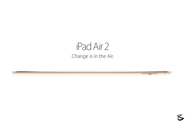 #TechNews: #Apple has revealed the latest version of the #iPad, called the iPad Air 2. And this time it's even thinner.  #Business #Technology #Innovations