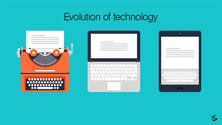 #Evolution of technology.  #Business #Technology #Innovation