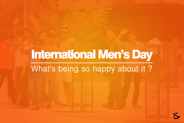 #InternationalMensDay