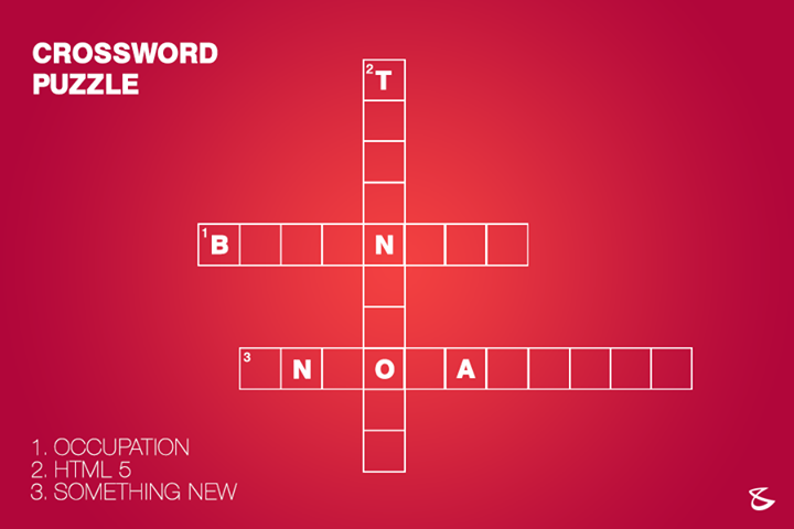 Follow the clues given below to solve this #puzzle.   #Crossword #CompuBrain