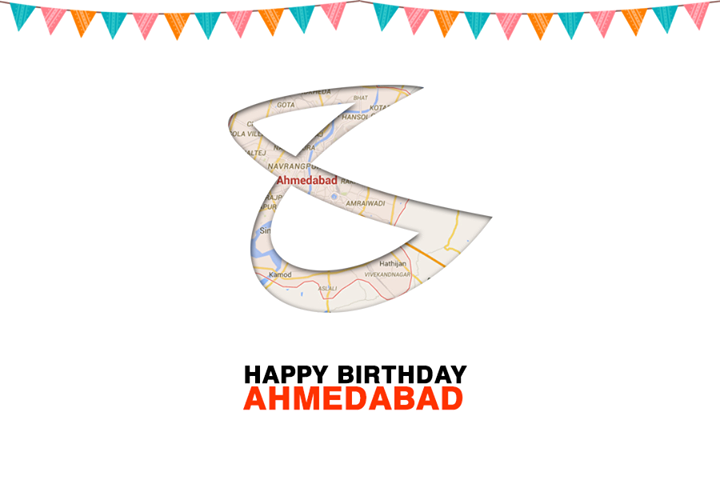 #DidYouKnow? #Amdavad was founded by King Karandev 1 in the 11th century and originally called