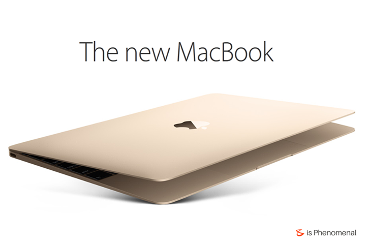 The All New #Apple #MacBook  The incredibly thin and light new macbook features a stunning 12-inch #retina display, a redesigned keyboard, and the new force touch trackpad.  #Business #Technology #Innovations