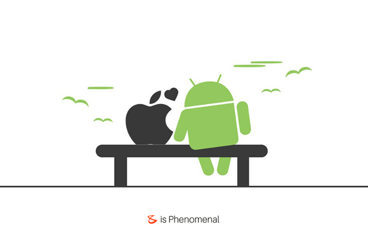 A #loveaffair that can never happen!   #Business #Technology #Innovations #Apple #Android #Google