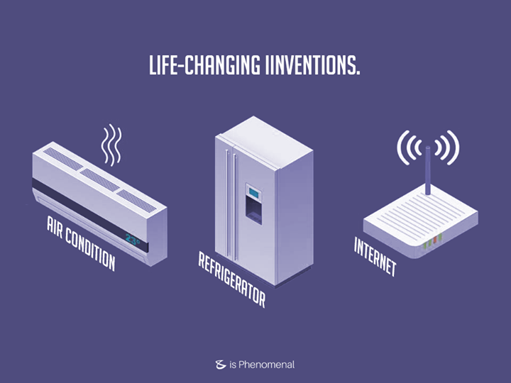 Life wouldn't be the same without these luxuries. If you can only have one, which one will it be?  #Business #Technology #Innovations #Internet