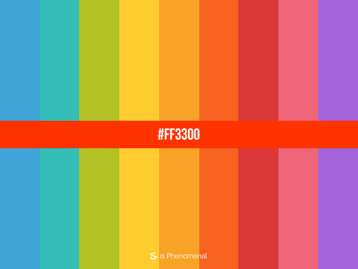 Which is your favorite color? Tell us, in code.  #Business #Technology #Innovations