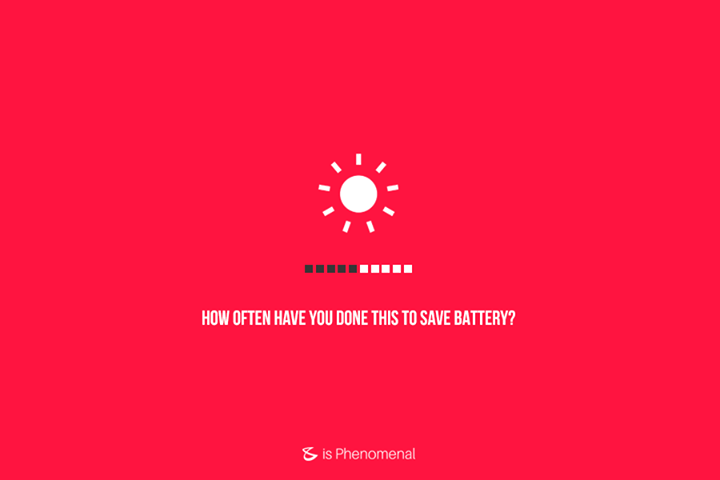 How often have you done this to save battery?  #Business #Technology #Innovations