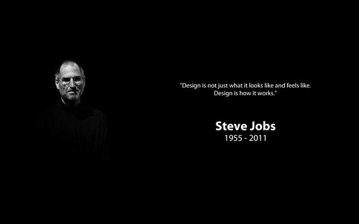 #Design #SteveJobs #Motivation